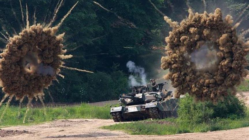 صورة درع العرب1: نستخدم أحدث الأسلحة في ظل التحديات