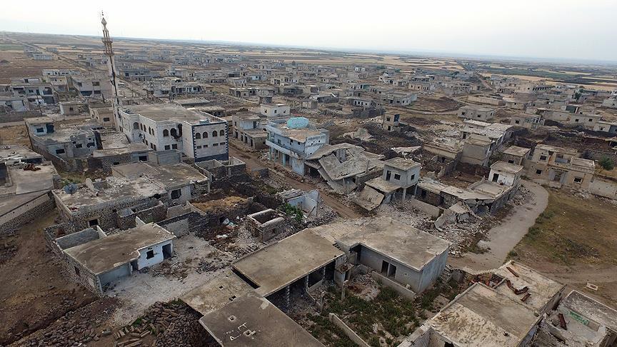 """صورة تحذير أممي من """"معاناة إنسانية"""" لم تشهدها سوريا من قبل"""