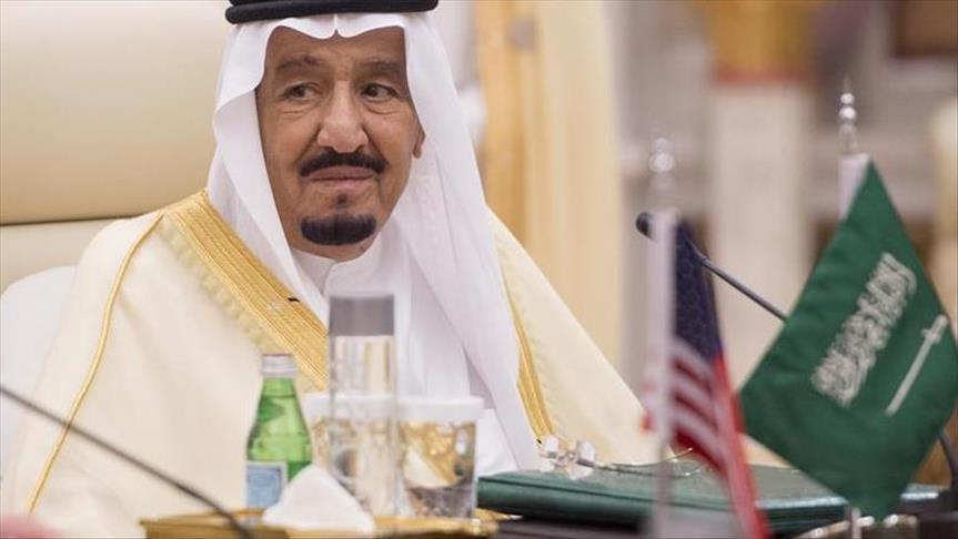 """صورة الملك """"سلمان"""" يدشن 600 مشروع محلي بـ4.3 مليارات دولار"""