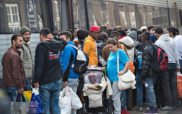 صورة الدنمارك تقدم 20 ألف دولار لكل سوري يقرر العودة