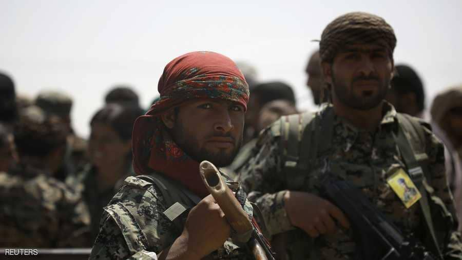 """صورة الوحدات الكردية تتبنى قتل قيادي ومقاتلين من """"الحر"""""""