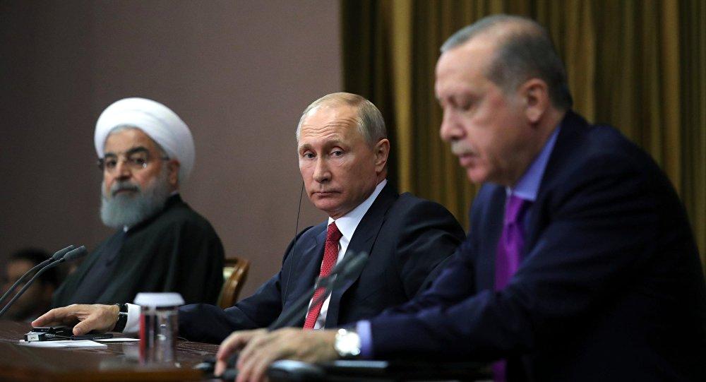 صورة دول أستانا تجتمع حول سوريا مطلع العام القادم
