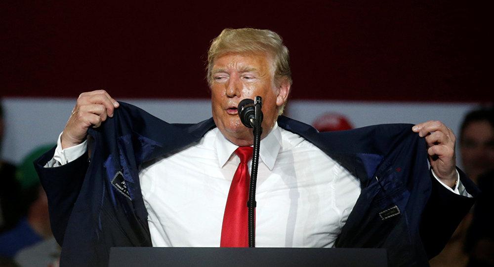 صورة نائب أمريكي: ترامب قد يواجه العزل والسجن