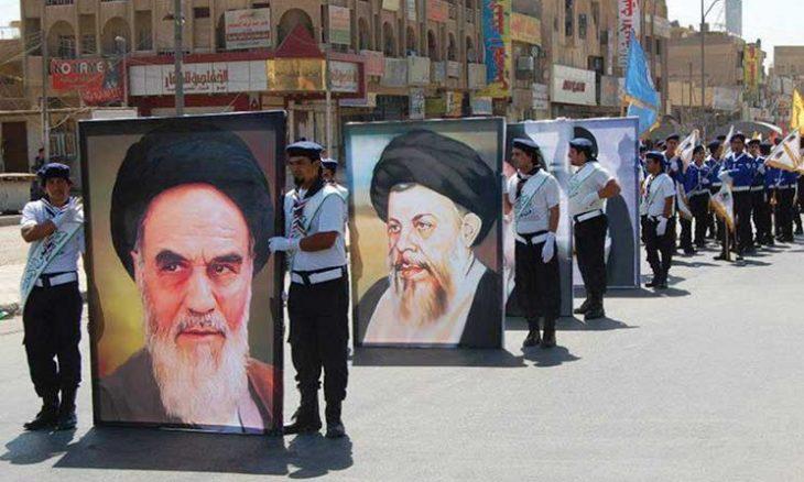 صورة إيران: لا نتواجد في العراق عسكريا أو استشاريا!