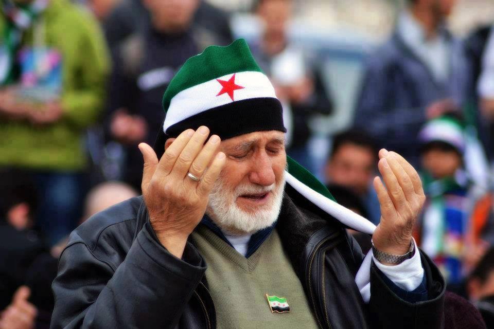 صورة قطر..الدولة العربية الوحيدة التي يتواجد فيها سفير للثورة السورية!