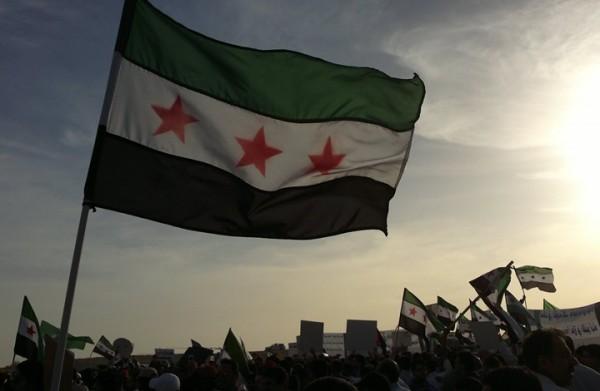 صورة مطالب اسقاط الأسد بدرعا ترتفع مجدداً