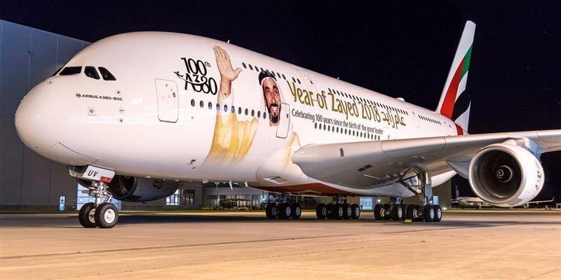 صورة الإمارات تدرس تفعيل رحلاتها الجوية إلى سوريا
