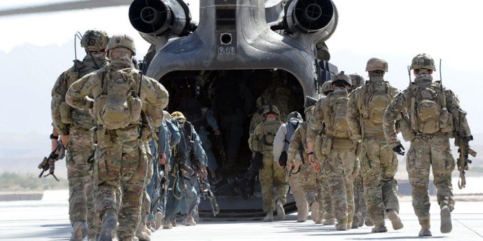 صورة ترامب: يعلن سحب القوات الأمريكية من سوريا