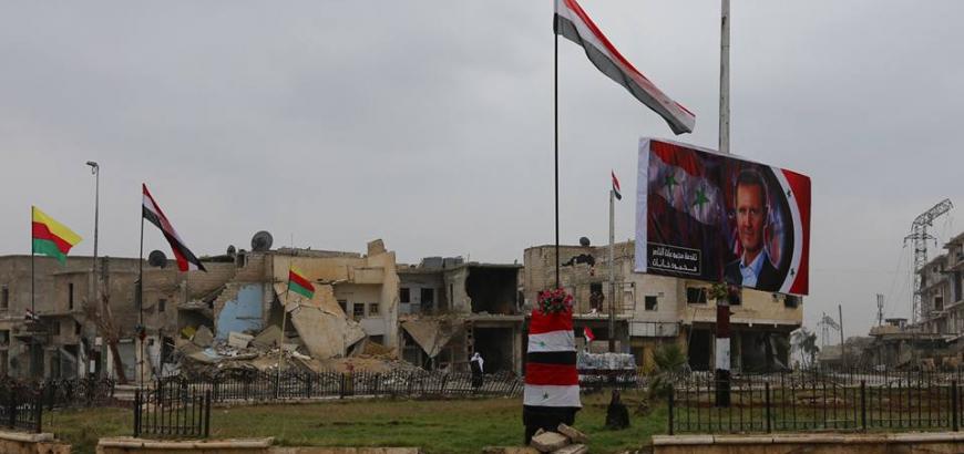 """صورة مفاوضات الرمق الأخير بين """"قسد"""" والأسد مستمرة"""