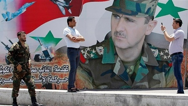 صورة الكونغرس: لا سلام بسوريا بوجود الأسد