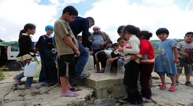 صورة واشنطن تعيد دعمها للمنظمات الإنسانية في إدلب
