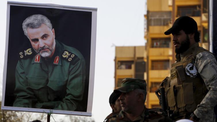 صورة إيران تتبع أسلوب تنظيم «الدولة» في سوريا