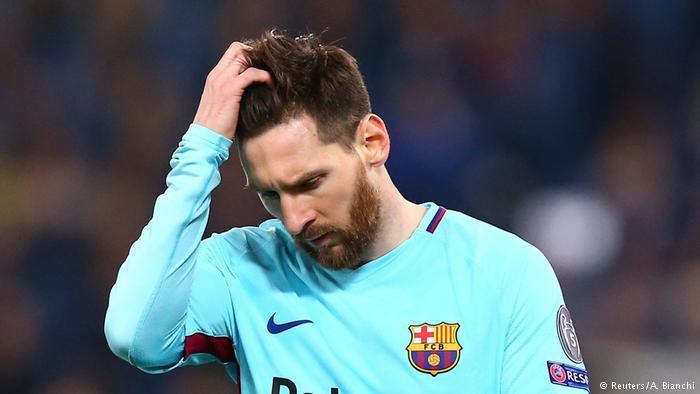 صورة ميسي أكبر الخاسرين بالدوري الإسباني!