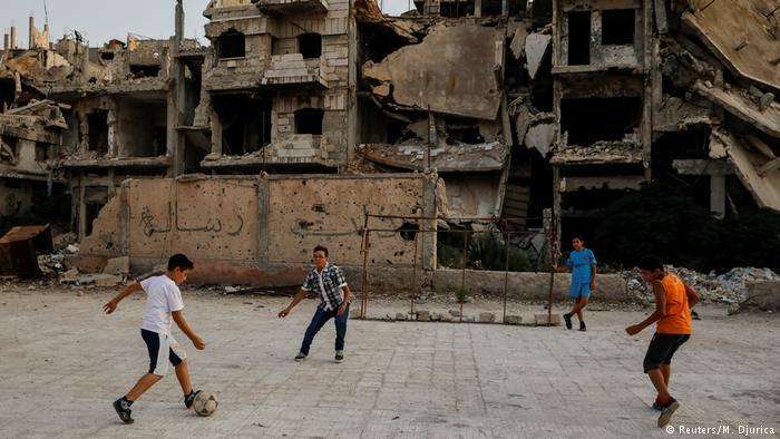 صورة ألمانيا وإعادة إعمار سوريا ـ لا مشاركة دون عملية سياسية