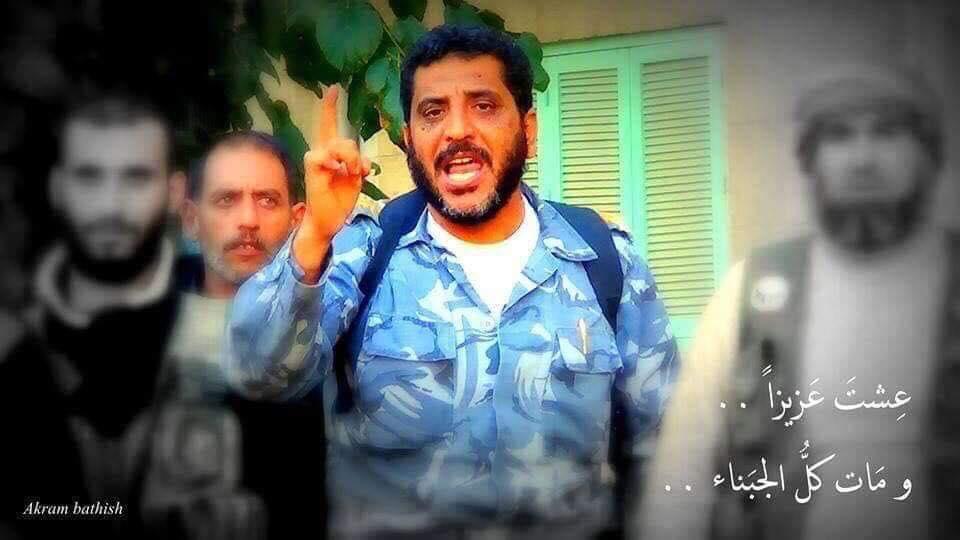 """صورة العقيد """"أبو فرات""""..أيام """"الجيش الحر"""" الجميلة"""