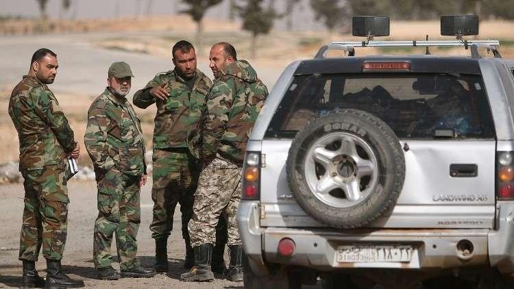 """صورة السوري الحر: سنواجه الأسد إذا دخل """"منبج"""""""