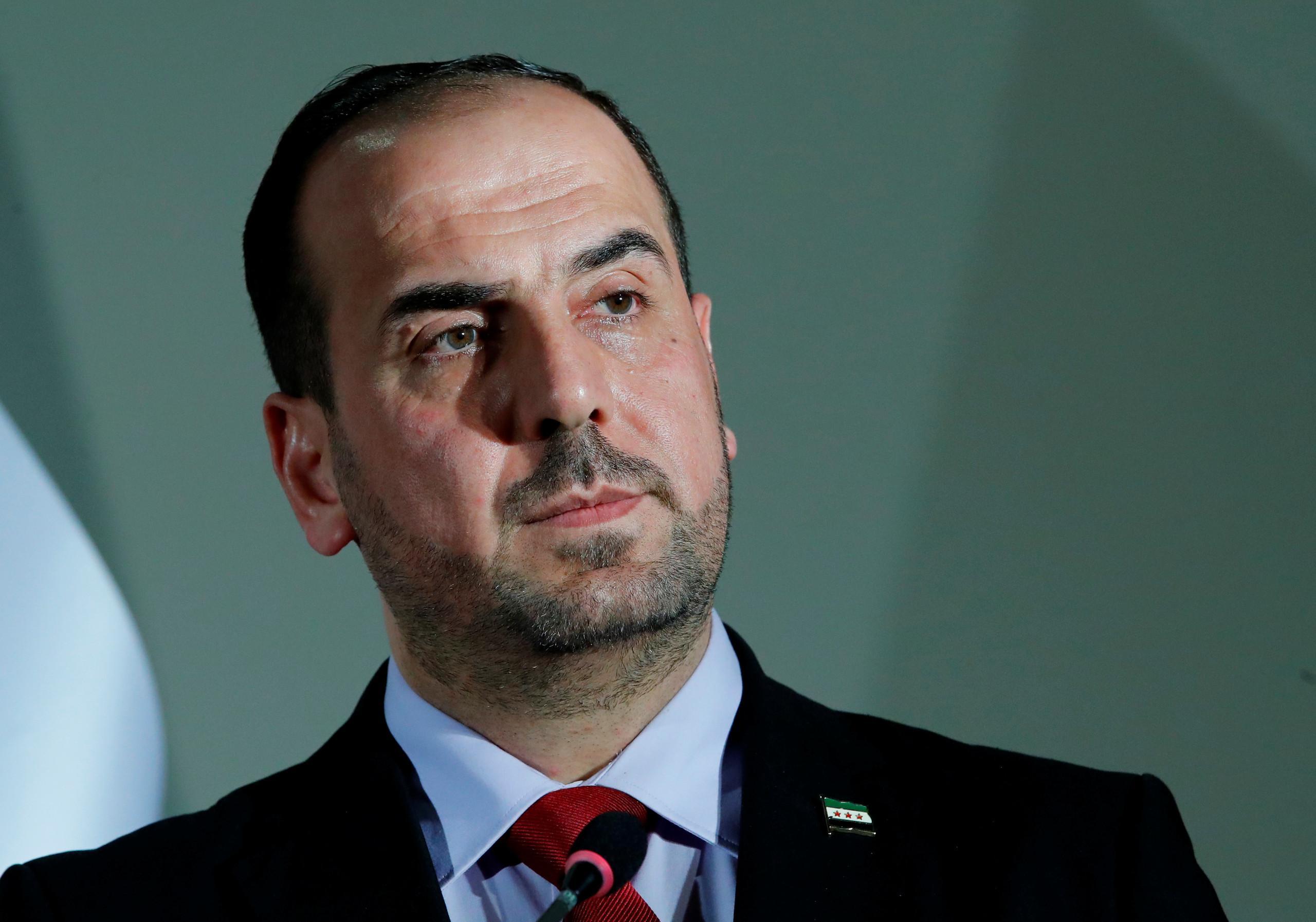 صورة الحريري: لا مفاوضات قريبة في جنيف..واتفاق إدلب صامد