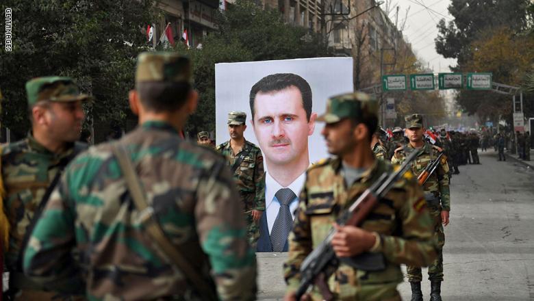 صورة واشنطن: النظام فبرك كيماوي حلب ..واستخدم غاز مسيل للدموع!