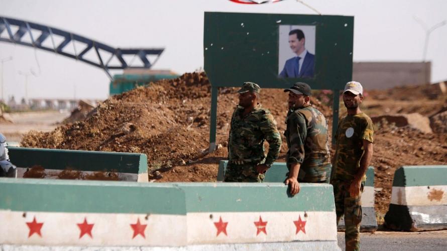 صورة المعارضة: الأسد ينوي استعادة الدولة الأمنية
