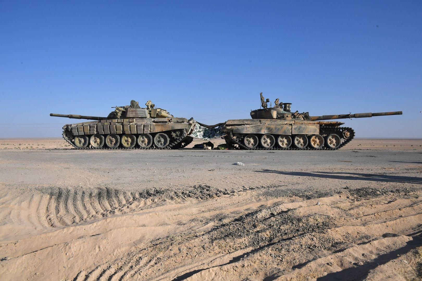 صورة النظام السوري يرحب بالتواجد التركي بإدلب