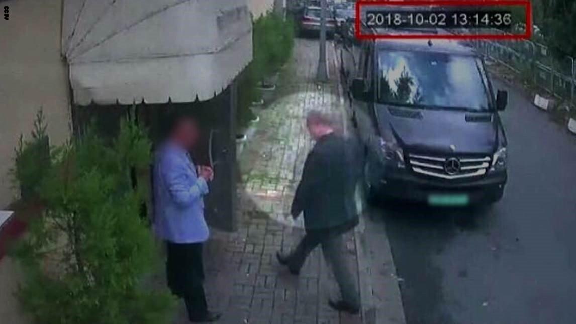 صورة نص تسجيلات مقتل خاشقجي..لحظات مرعبة