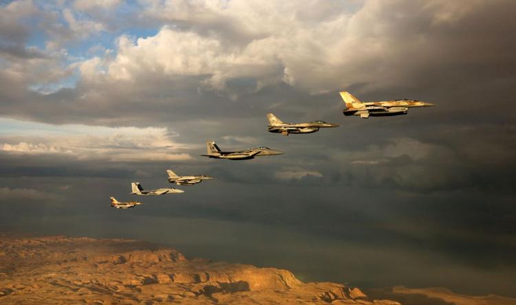 صورة إسرائيل تضرب إيران في سوريا..وروسيا تحصد الأرباح!