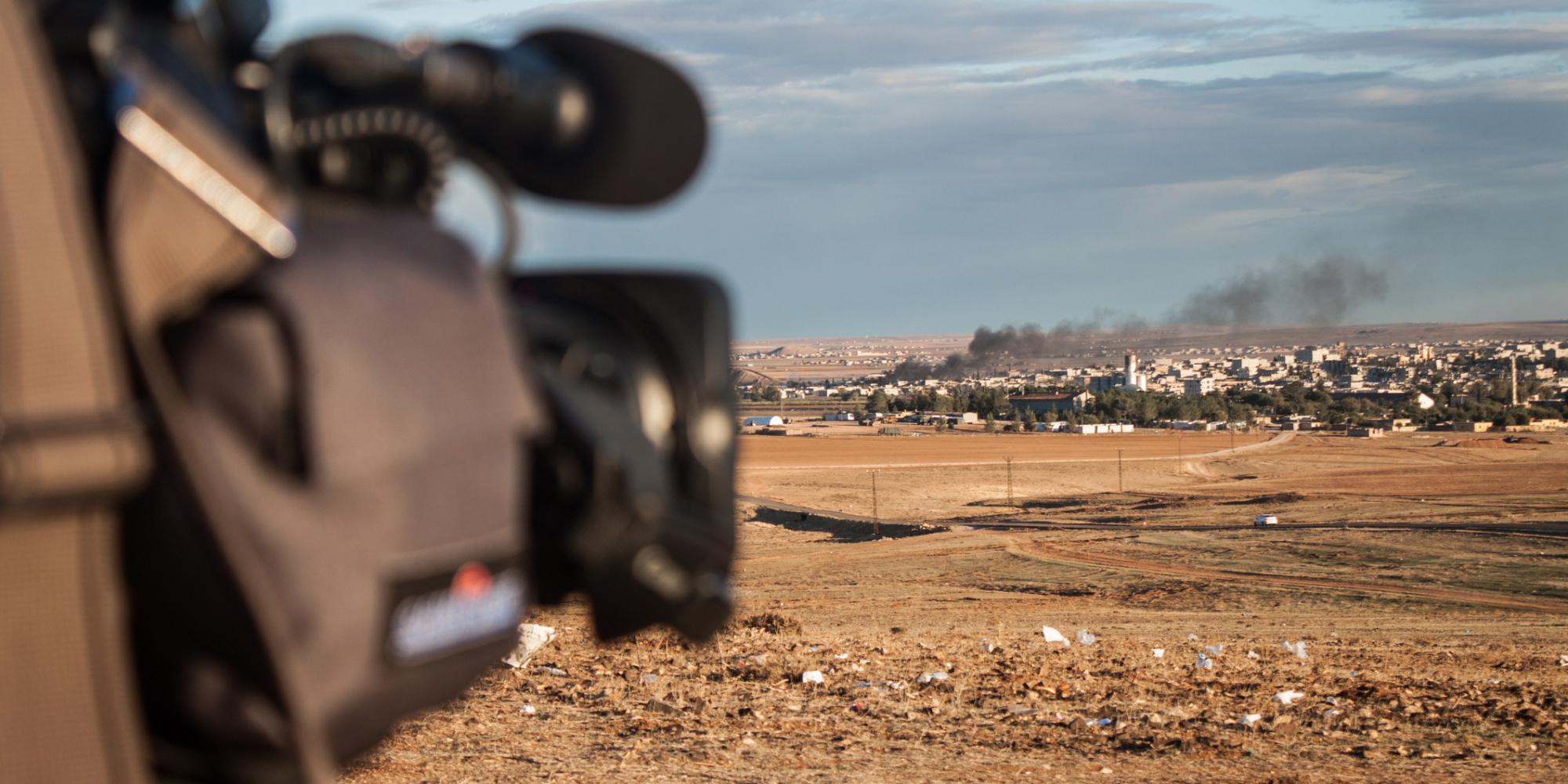 صورة الصحافة في سوريا بين أخطر ثلاث دول بالعالم
