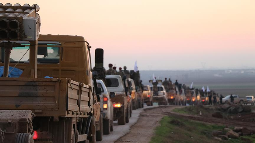 """صورة """"السوري الحر"""" يعزز جبهاته شمالي حلب"""