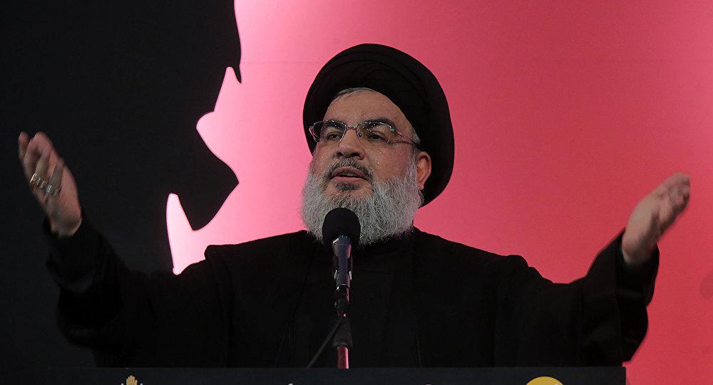 """صورة إصابة """"نصر الله"""" بأزمة قلبية..وإيران تتحدث"""