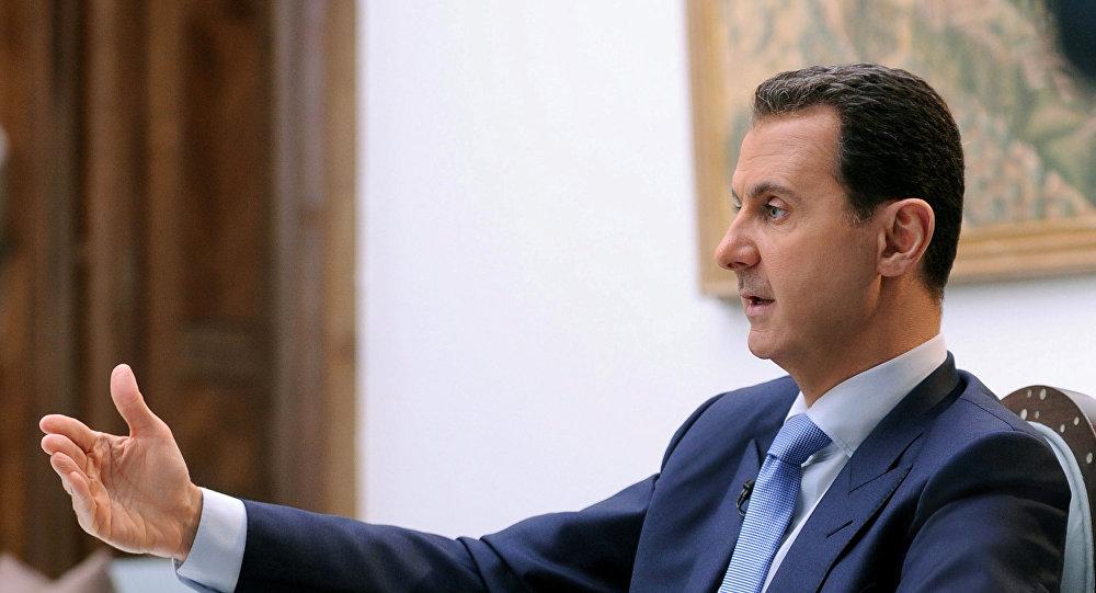 صورة سيناتور أمريكي: من يريد الانتحار من الحلفاء العرب فليذهب للأسد