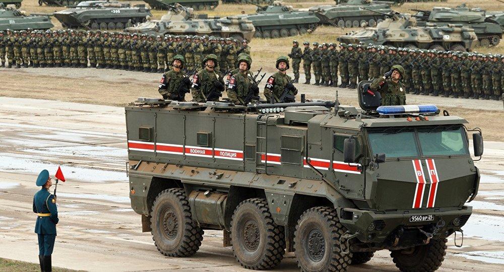 صورة روسيا ترسل تعزيزات عسكرية إلى سوريا