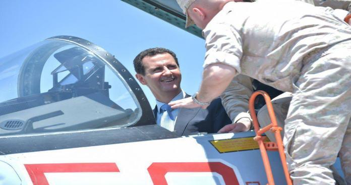 """صورة أمير سعودي: توسطت لـ """"بشار الأسد"""" لدى بريطانيا ليحصل على دورة في طب العيون"""