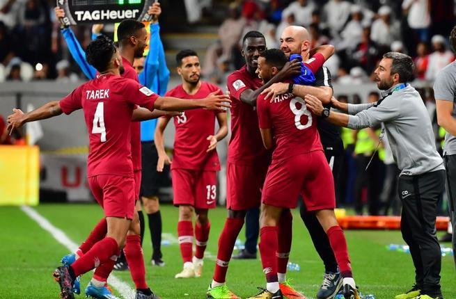 صورة قطر تحقق 6 انجازات تاريخية خلال مواجهة الإمارات