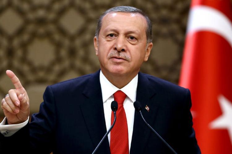 صورة أردوغان يتحدث عن العلاقة المستقبلية مع سوريا