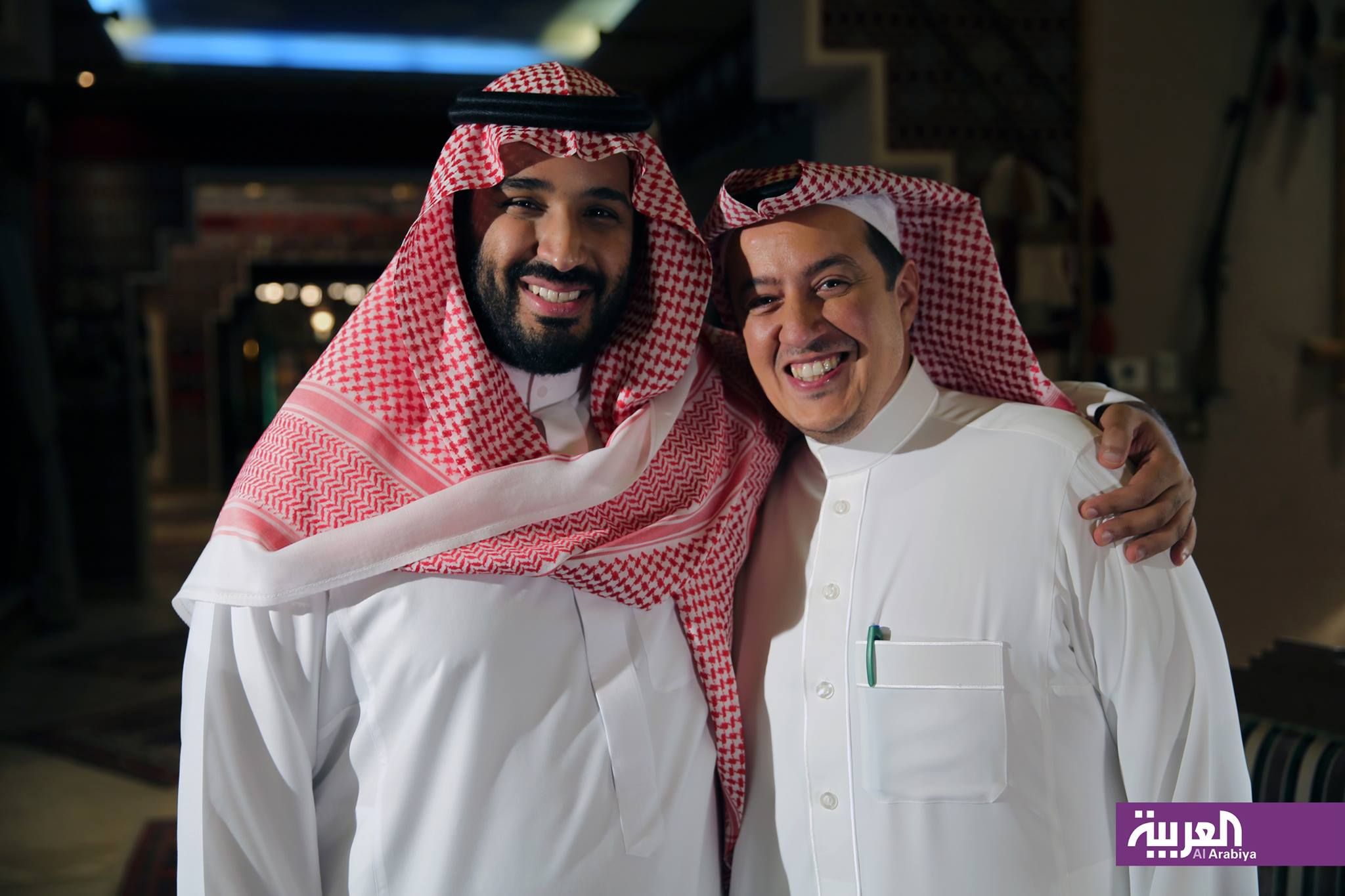 """صورة إقالة مدير قناة """"العربية"""""""