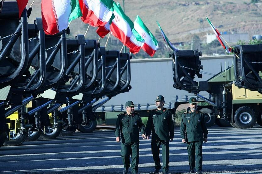 صورة استراتيجيات إسرائيل في استهداف المواقع الإيرانية بسوريا