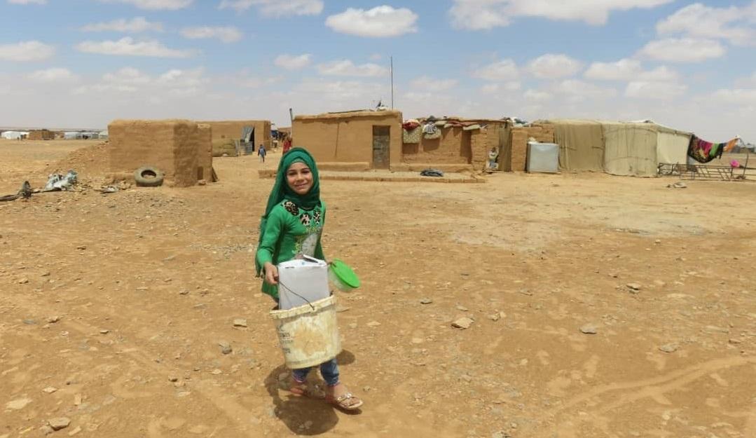 """صورة الأردن: هناك جهود لـ """"تفكيك مخيم الركبان"""""""