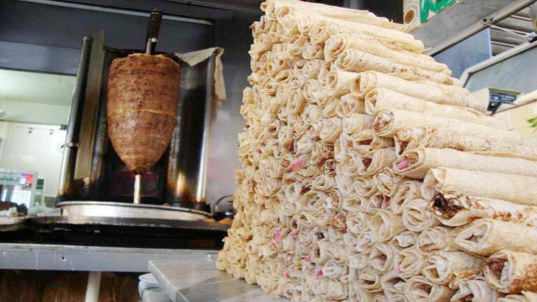 صورة شاورما من لحم الحمير تباع في دمشق منذ عام!