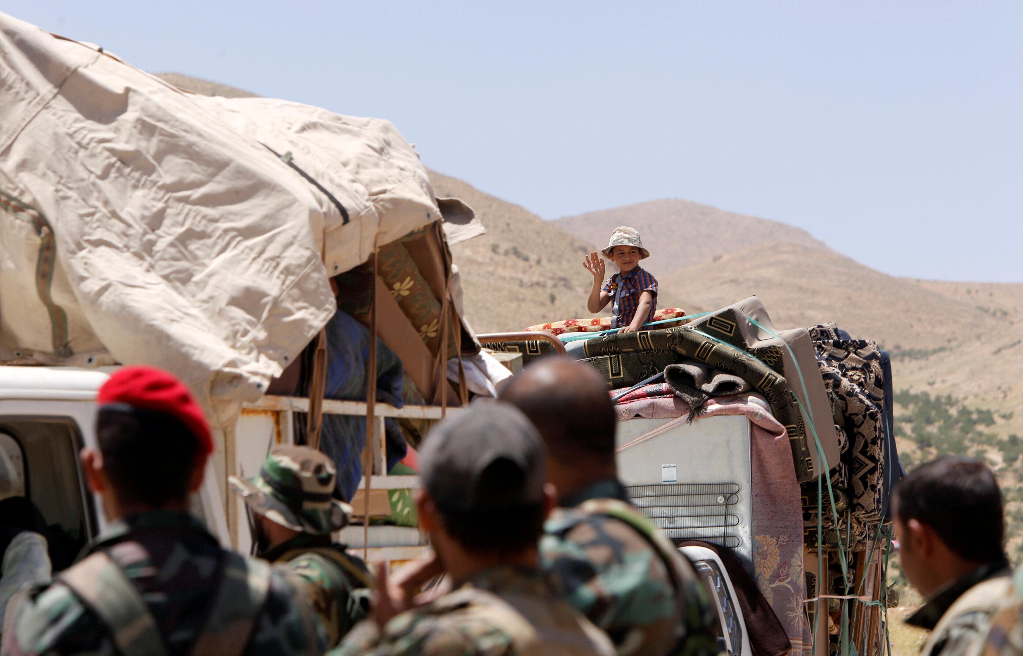 صورة 300 ألف سوري مطلوب للتجنيد الاحتياطي