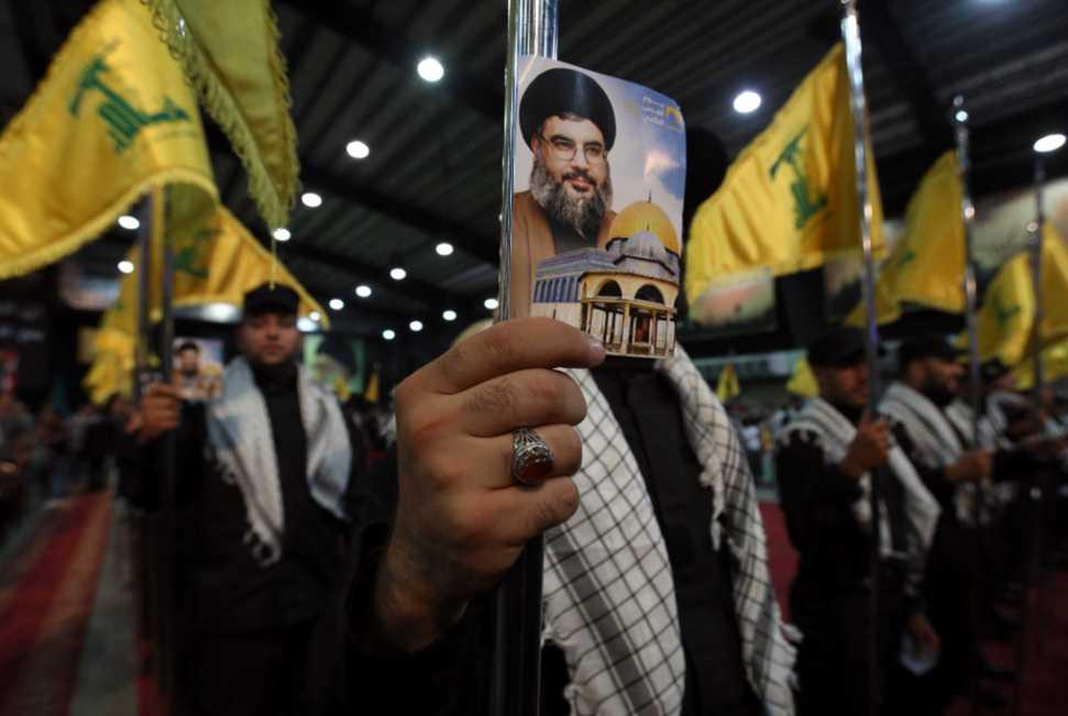 """صورة حزب الله: تدخلات واشنطن في فنزويلا """"سافرة"""""""