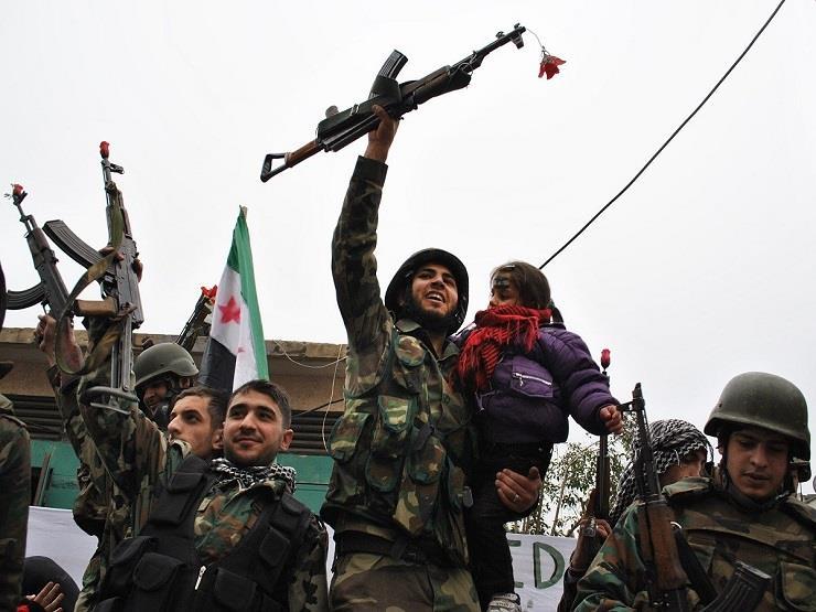 """صورة الحر: تحرير الشام منظمة """"إرهابية"""" لن نندمج معها"""