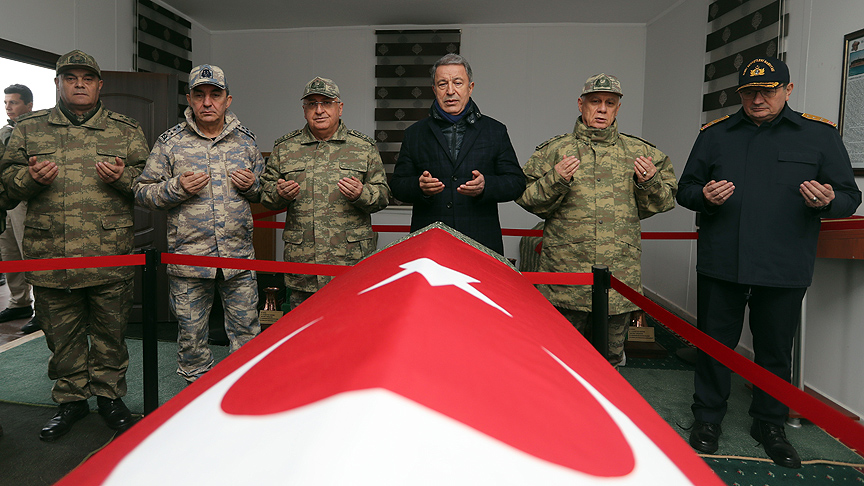 """صورة تركيا: جيشنا تحمل مسؤولية محاربة """"داعش"""""""