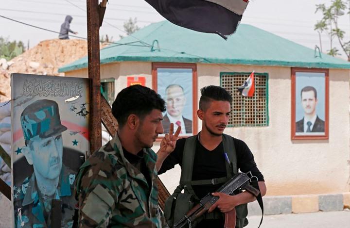 صورة بعقود مدنية..ميليشيات النظام تجند 100 طفل بحمص