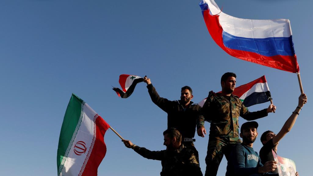 صورة سياسة إيران في سوريا.. غزو تاريخي قبيل الانسحاب الجغرافي