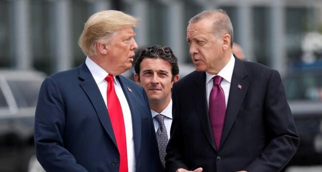 صورة ترامب يهدد تركيا بحرب اقتصادية..والسبب؟