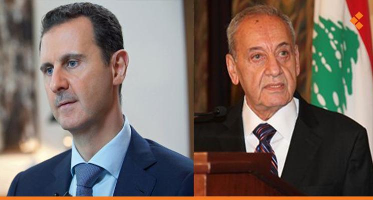 صورة لبنان يطلب مشاركة الأسد بالقمة الاقتصادية