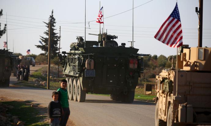 صورة سوريا..خروج واشنطن تكتيكي أم استراتيجي؟