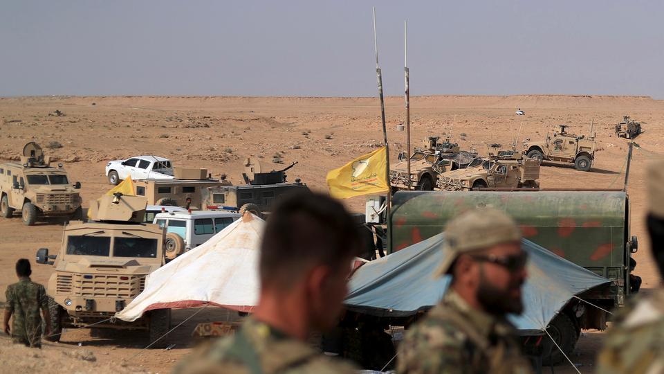 صورة تركيا: شمال وشرق سوريا خطر من الدرجة الأولى