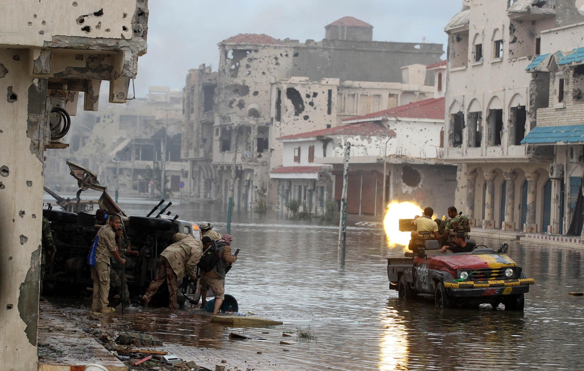صورة سوريا انتهت..وطبول حرب كبرى تُقرع