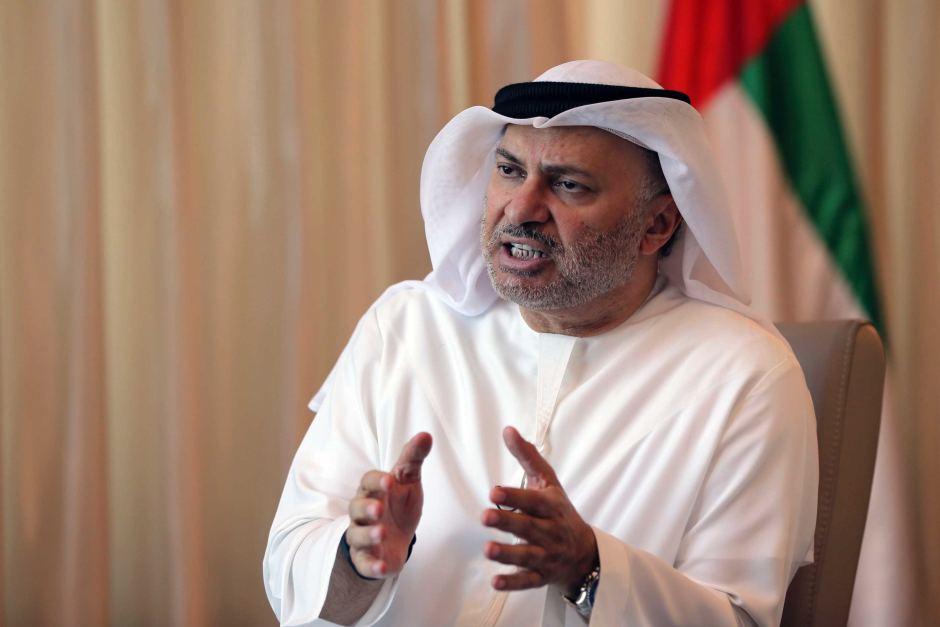 صورة الإمارات: نرفض أي دور غير عربي بسوريا